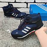Зимові черевики (на хутрі) чоловічі Adidas Climaproof 3-003 ⏩ [ 41,44 ], фото 4