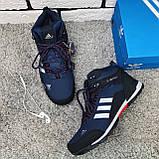 Зимові черевики (на хутрі) чоловічі Adidas Climaproof 3-003 ⏩ [ 41,44 ], фото 6