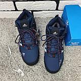 Зимові черевики (на хутрі) чоловічі Adidas Climaproof 3-003 ⏩ [ 41,44 ], фото 7