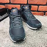 Зимові черевики (НА ХУТРІ) чоловічі Nike Air Max 1-119 ⏩РОЗМІР [ 43,46 ], фото 4