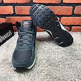 Зимові черевики (НА ХУТРІ) чоловічі Nike Air Max 1-119 ⏩РОЗМІР [ 43,46 ], фото 5