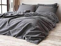 Комплект постельного белья из вареного хлопка размер евро LIMASSO CASTLEROCK STANDART