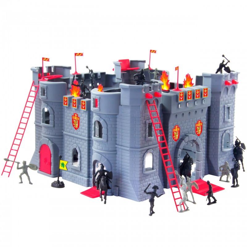 Ігровий набір Середньовічний замок Mochtoys 11073