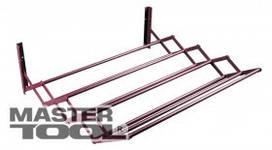 MasterTool  Сушилка для одежды раскладная 500 мм 8 перекладин  коричневая, Арт.: 92-1757