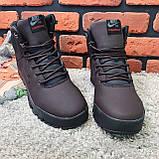 Зимові черевики (на хутрі) чоловічі Nike Air Lunarridge 1-021 ⏩ [ 41,42,43,45 ], фото 2