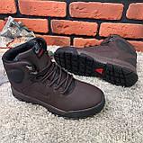 Зимові черевики (на хутрі) чоловічі Nike Air Lunarridge 1-021 ⏩ [ 41,42,43,45 ], фото 4