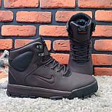 Зимові черевики (на хутрі) чоловічі Nike Air Lunarridge 1-021 ⏩ [ 41,42,43,45 ], фото 5