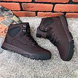 Зимові черевики (на хутрі) чоловічі Nike Air Lunarridge 1-021 ⏩ [ 41,42,43,45 ], фото 7