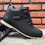 Зимові черевики (на хутрі) чоловічі Timberland 11-002 ⏩РОЗМІР [ 41,42,44 ], фото 3