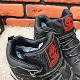Зимние ботинки (на меху) мужские Timberland  11-002 ⏩РАЗМЕР  [ 41,42,44 ], фото 5