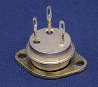 П217В транзистор германиевый  PNP (7,5А 60В) (h21Э >5) 30W