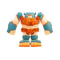 Игровая фигурка-трансформер со светом Kingdom Builders Джей Молоток (648984)