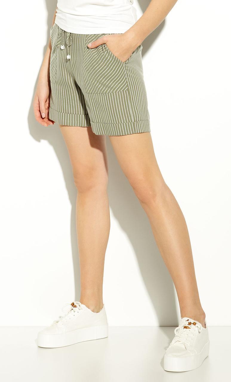 Шорти жіночі Milja Zaps зеленого кольору, колекція весна-літо 2020