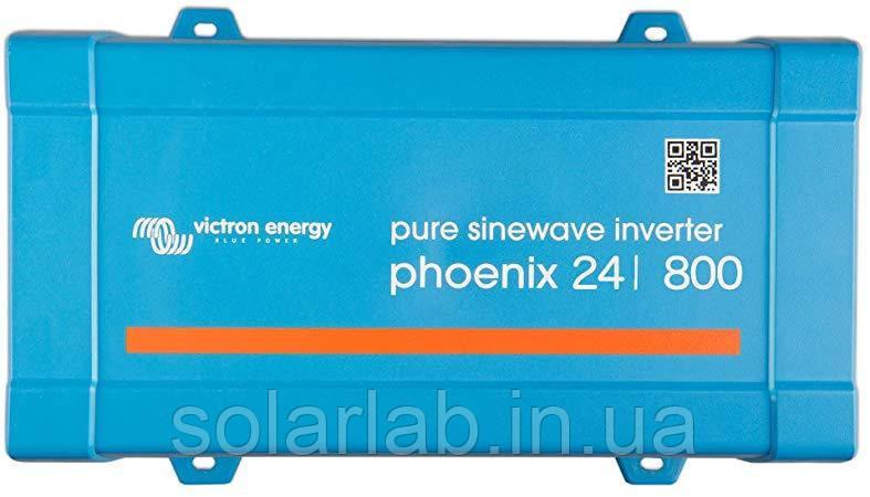 Інвертор Victron Energy Phoenix 24/800 VE.Direct Schuko