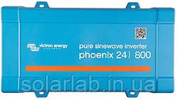 Инвертор Victron Energy Phoenix 24/800 VE.Direct Schuko