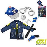 Детский костюм полицейского Р012А
