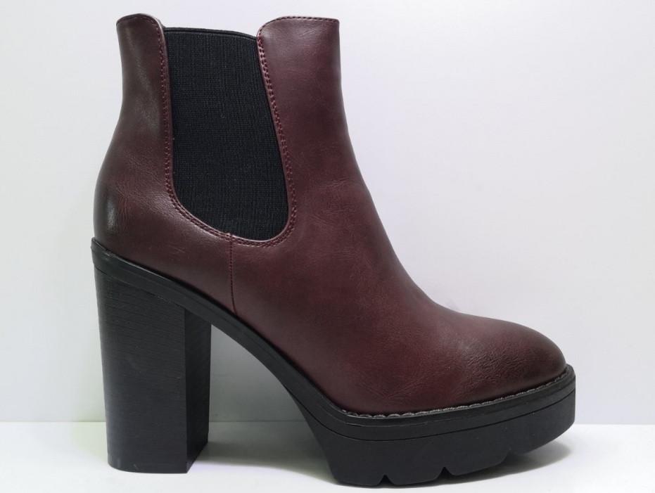 Женские ботинки Miranda WINE