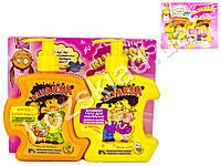 Подарочный набор детский Klyaksa 3 (гель для умывание и жидкое крем мыло для тела и лица)