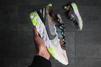 Мужские кроссовки Undercover x Nike React Element (ТОП реплика), фото 1