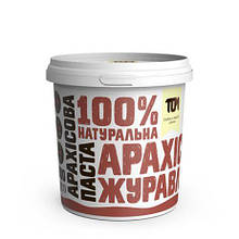 Арахісова паста 500 г, З журавлиною