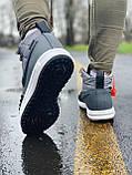 Кроссовки натуральная кожа Nike Lunar Force 1 Найк Лунар Форс (40,41,42,43,44,45) о, фото 3