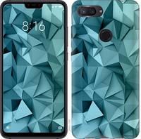 Чехол EndorPhone на Xiaomi Mi 8 Lite Геометрический узор v2 2693u-1585-18675 (hub_vawI69967)