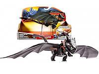 Функциональный дракон Беззубик 32 см стреляет стрелой, наклоняется Spin Master из США. Беззубики