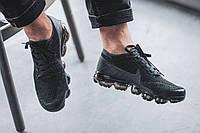 Мужские кроссовки Nike Air VaporMax Plus Flyknit (реплика ТОП), фото 1