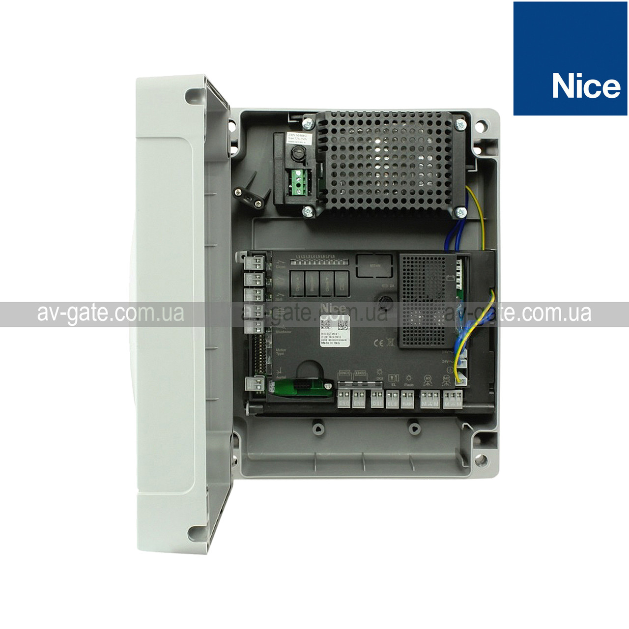 Блок управления автоматикой MC824H R10 Nice