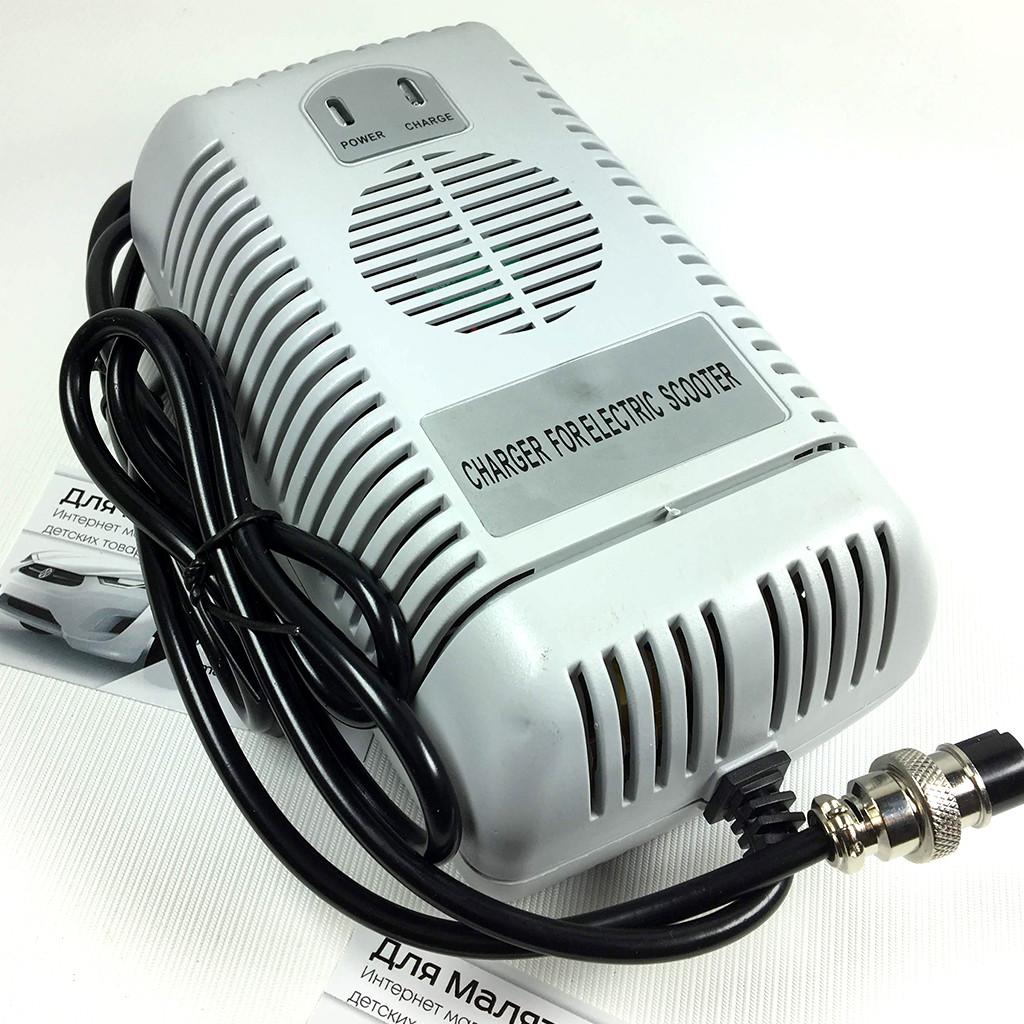 Зарядное устройство Profi 48 V для детского электро квадроцикла