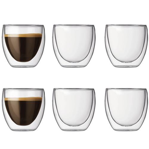 Набір Bodum Pavina 6 склянок х 80 мл (12.10.4557)