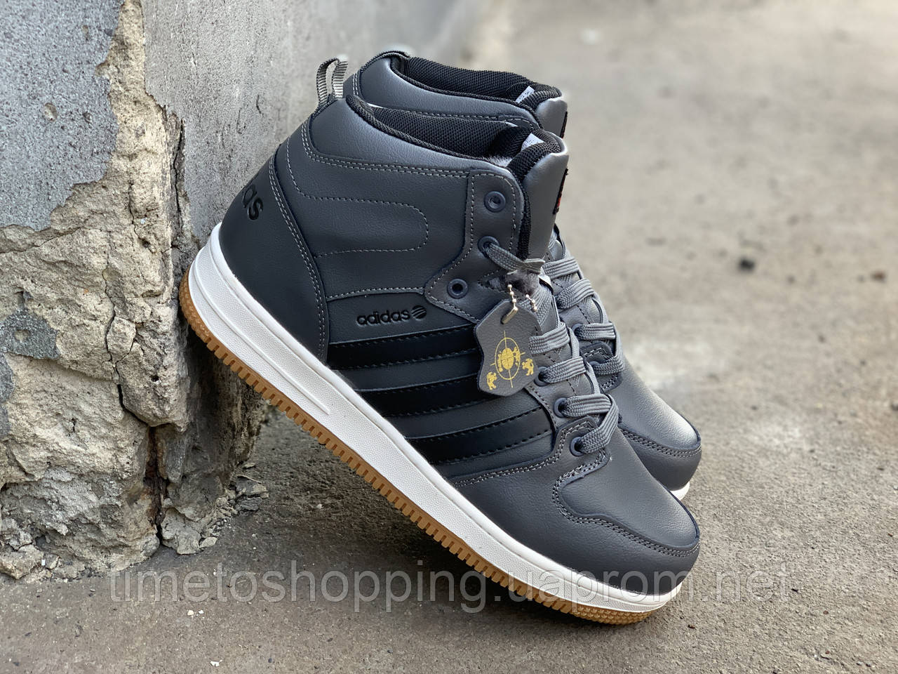 Мужские Adidas Cloudfoam  3-044 ⏩ РАЗМЕР [ 41,42,43 ]