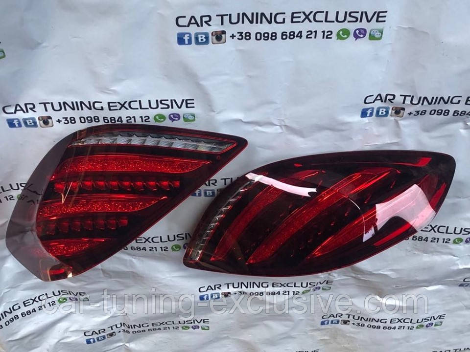 Tail lights for Mercedes S-class W222