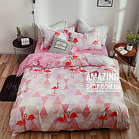 Постельное белье   Постільна білизна   Комплект постельного белья (простынь на резинке) Евро размер.