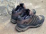 Зимові черевики (на хутрі) чоловічі Adidas TERREX 3-085⏩ [ТІЛЬКИ 42 РОЗМІР], фото 2