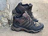 Зимние ботинки (на меху) мужские Adidas TERREX  3-085⏩ [ 42,44], фото 4