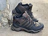 Зимові черевики (на хутрі) чоловічі Adidas TERREX 3-085⏩ [ТІЛЬКИ 42 РОЗМІР], фото 4