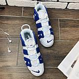 Чоловічі кросівки Nike More Uptempo 1169 ⏩ [ 41.44.45.46 ], фото 6