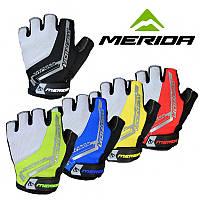 Велоперчатки MERIDA