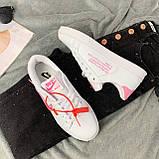 Кроссовки ;женские  Nike Air x OFF-White 00061 [ 36,37,38,39,40 ], фото 6