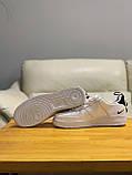 Кроссовки натуральная кожа Nike Air Force Найк Аир Форс(41,42,43,44,45), фото 7