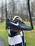 Кроссовки натуральная кожа Nike Air Force Найк Аир Форс (42,43,44,45), фото 2