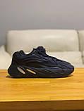 Мужские кроссовки натуральная кожа Adidas Yeezy Boost 700 V2 Адидас Изи Буст РАЗМЕР (41,45), фото 3