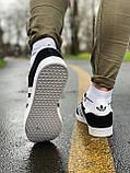 Кроссовки  натуральная замша Adidas Gazelle Адидас Газель (ТОЛЬКО 45 РАЗМЕР), фото 5