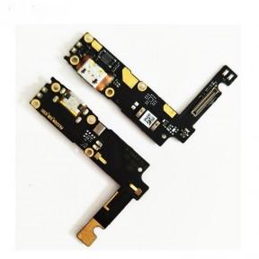 Нижняя плата Lenovo Vibe P1 (P1A42, P1C58, P1C72) с разьемом зарядки и микрофоном