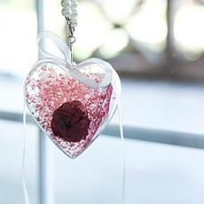 Брелоки в форме сердца
