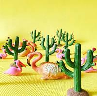 Декоративный кактус для муравьиной фермы (6х3)