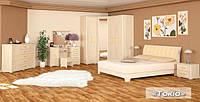 Спальня Токио Мебель Сервис ясень светлый