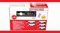 Автомагнитола Pioneer 1287 ISO - MP3+FM+USB+microSD-карта