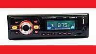 Автомагнитола Sony 1289 ISO - MP3+FM+USB+microSD-карта